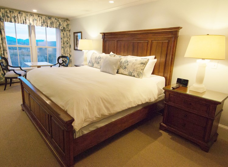 Summit Suite Bedroom